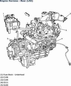 7d0 2008 Equinox 3 4 Engine Diagram