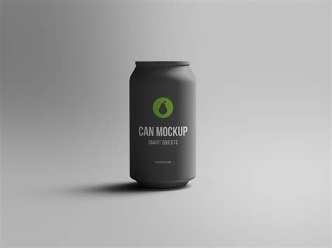 Get free money towards your purchases with creative market credits. Psd Can Mockup