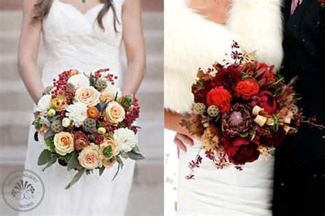 Red Winter Wedding Bouquet Elizabeth Anne Designs The