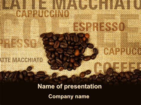 Download and customize our business plan templates for google slides and powerpoint to create engaging presentations free easy to edit professional. Coffee Beans On A Canvas Presentation Template for PowerPoint and Keynote | PPT Star