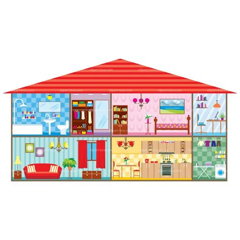 Dollhouse Furniture Clip Art