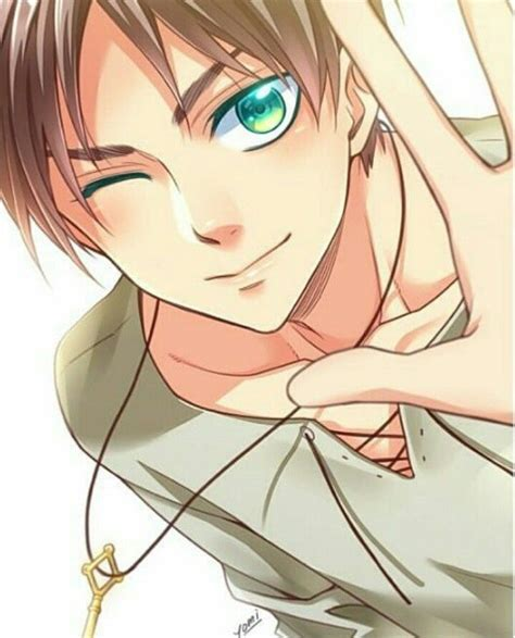 Eren Jaeger  Attack On Titan  Pinterest  Jäger, Anime