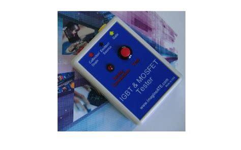 Igbt Mosfet Scr Component Analyzer Electronics