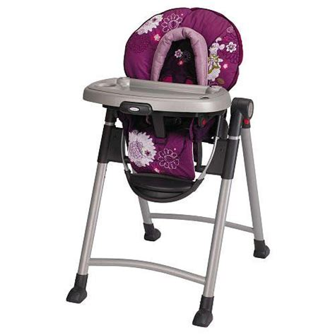 Graco Contempo High Chair Cover by Graco Contempo Premier High Chair Minnie Mouse Baby