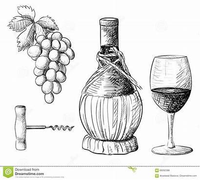 Vino Vin Uva Weinglas Trauben Wijnglas Wein
