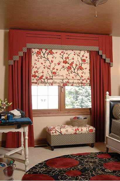 Asian Window Curtains Drapes Blinds Valances Treatments