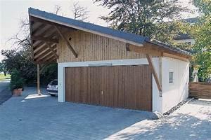 Doppelgarage Mit Satteldach : doppelgarage mit einem tor markenverbund die garage ~ Whattoseeinmadrid.com Haus und Dekorationen