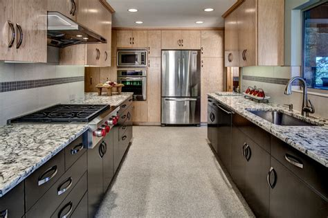 lighting kitchen cabinets galley kitchen expanded contemporary kitchen seattle 7064