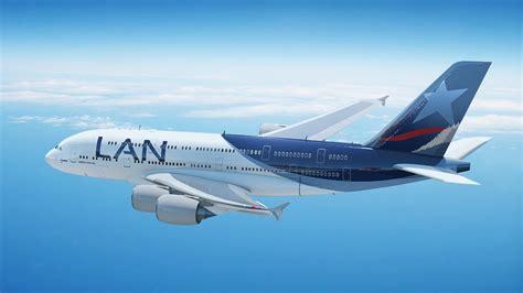 Airbus A380 Widescreen Wallpaper