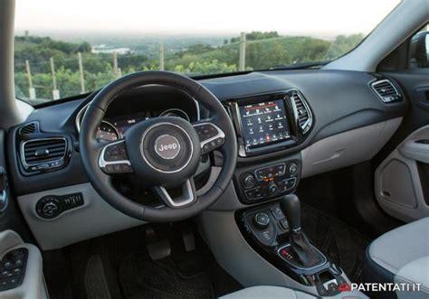 jeep compass  multijet awd  limited la prova su