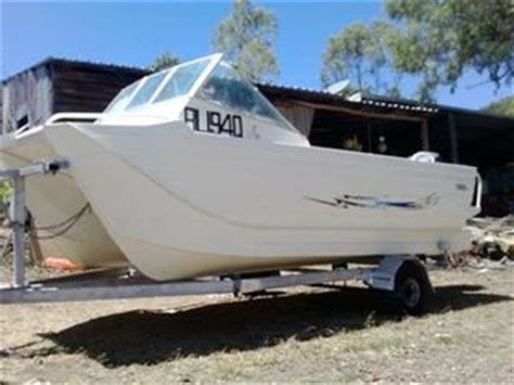 Fishing Boat For Sale Toowoomba by For Sale Webster Twinfisher Realiable Family Fishing
