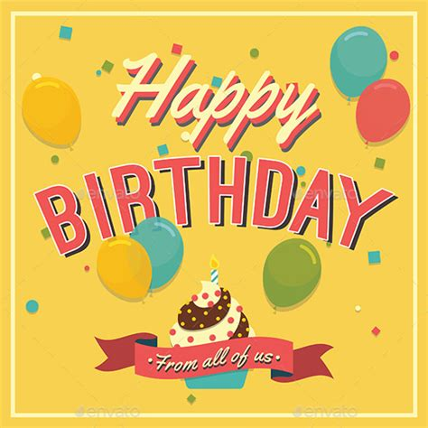 birthday card templates   printable word