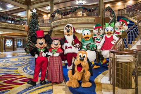 disney cruise  offers magical winter holiday cruises