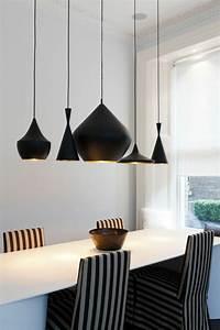 Pendelleuchte Für Langen Tisch : tolle designs von h ngeleuchten f r esszimmer ~ Michelbontemps.com Haus und Dekorationen