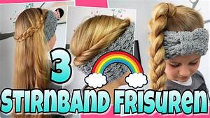 Coole Mädchen Frisuren : 3 stirnband frisuren coole m dchen z pfe frisuren youtube ~ Udekor.club Haus und Dekorationen