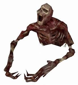 Image - Fast zombie torso free.jpg - Half-Life Wiki