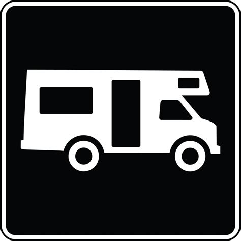 motorhome clipart black and white motor home black and white clipart etc
