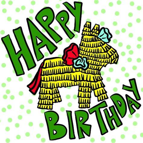 birthday pinata  happy birthday ecards greeting cards