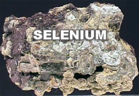 selenium element properties  metal chalcogen group periodic table   elements