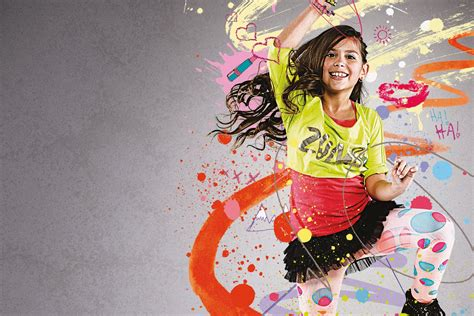 zumba kids classes  dubai  gfx group fitness experience