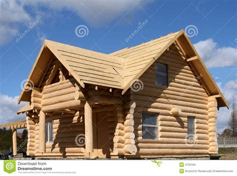 a frame cabin plans free log house stock photo image of wooden estate housing