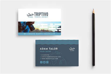 photographer travel agency card