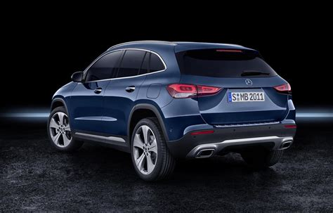 Product may vary after press date on 19.02.2020. 2020 Mercedes-Benz GLA unveiled, adds GLA 35 AMG variant | PerformanceDrive