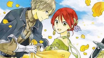 Shirayuki Akagami Hime Anime