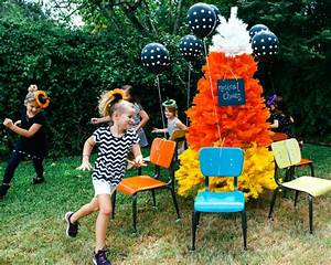 Halloween Games and Activities for a Children's Party DIY