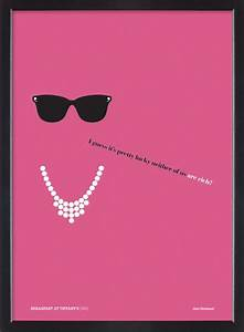 Breakfast at Tiffany's film quote poster | If this was a ...