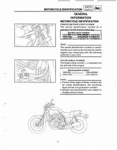 1998 Yamaha Vmx1200k V