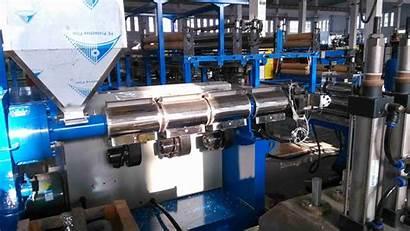 Extrusion Sheet Machine Plastic Line Soft Production