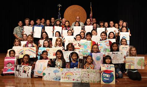 Water Conservation Week Poster & Poetry Contest Winners