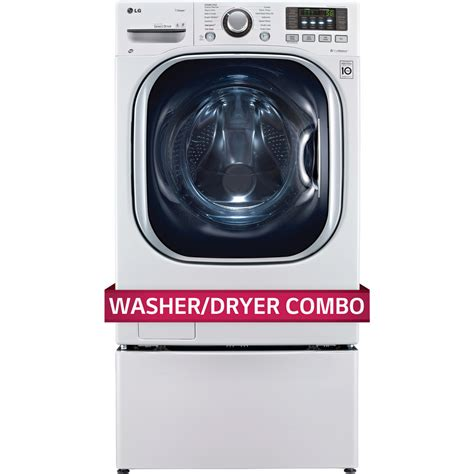 ventless washer dryer wm3997hwa lg appliances turbo wash