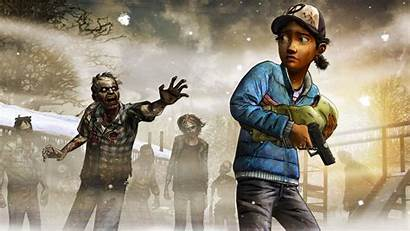 Walking Dead Season Episode Android Attack Games