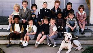 Why 'The Little Rascals' Are The Best Frat Around