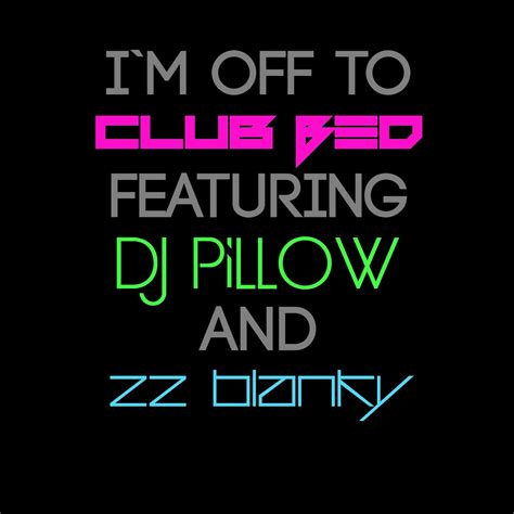 club bed club bed and dj pillow fundjstuff