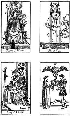 Free Printable Tarot Decks - Bing Images | Tarot/Oracle
