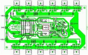 500w Audio Amplifier Circuit Diagram Pcb