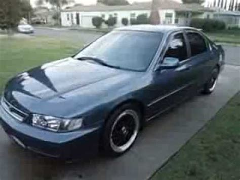 new shoes jdm 96 accord youtube