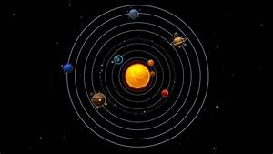 Solar System 845492 : Wallpapers13.com