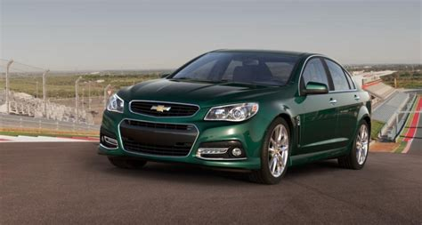 2015 Chevrolet Ss Color Options  Gm Authority