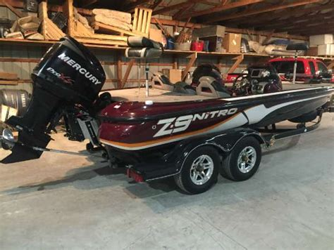 Bass Pro Shops Used Nitro Boats by Used Nitro Bass Boats For Sale Boats