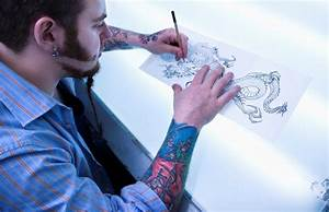 How To Draw Tattoos  Step By Step Guide