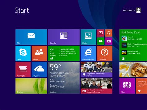 How To Reset The Start Screen Layout In Windows 8.1 And