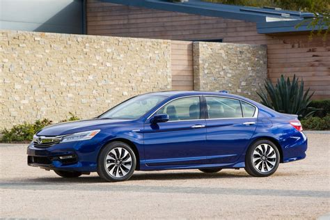 honda accord hybrid  drive review