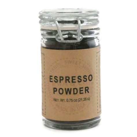 espresso powder espresso powder by java co fab com