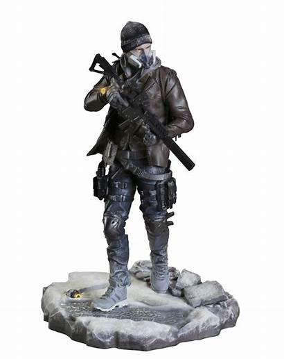 Division Tom Statue Agent Clancy Figurine Pvc