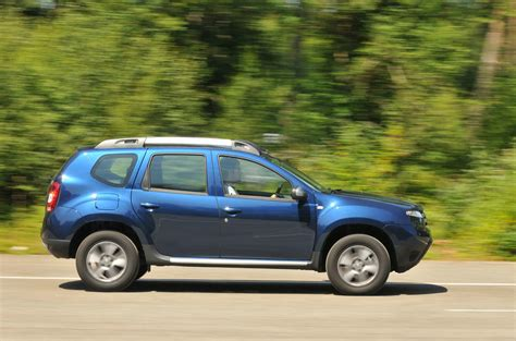 Dacia Duster Review (2017)