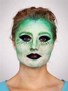 Gruselige Hexe Schminken : hexe schminken step by step anleitung halloween hexe schminken schminken halloween und ~ Frokenaadalensverden.com Haus und Dekorationen